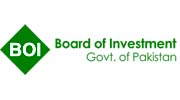 Board of Investment Govt. of Pakistan
